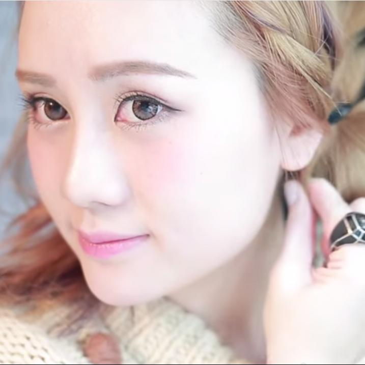如何解決半長不短的尷尬期髮型-譚杏藍 Hana Tam